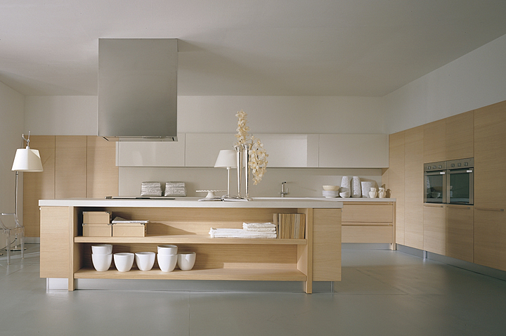 Studio system meble kuchenne meble w oskie kuchnie - Cucine moderne bicolore ...
